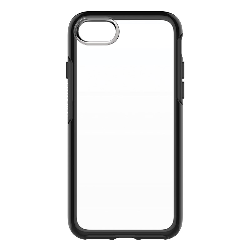 Otterbox Symmetry Series for iPhone 7 in Black Clear