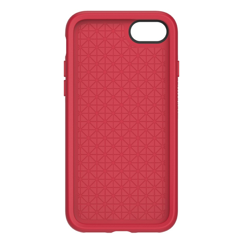 OtterBox Symmetry Series for iPhone 7 in red